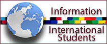 Informaci� International Students