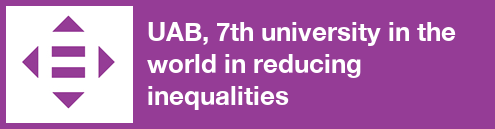 7th university in the world in treducing inequalities