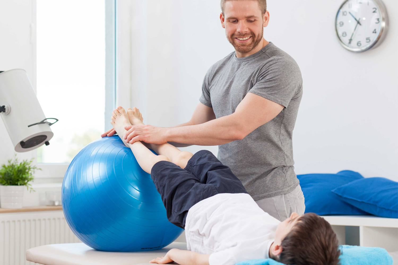 Fisioterapia para mayores de 25