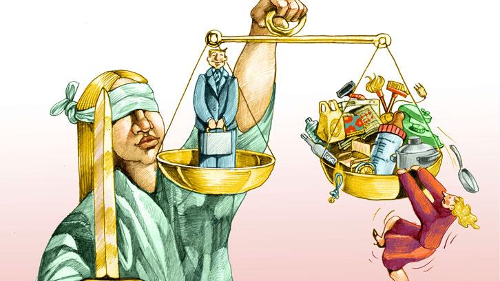 Resultado de imagen para desigualdad salarios