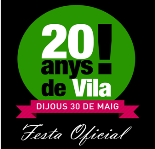 Vila 20 years party