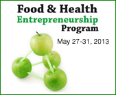Food & Health Entrepreneurship Program
