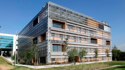 Edifici ICTA-UAB