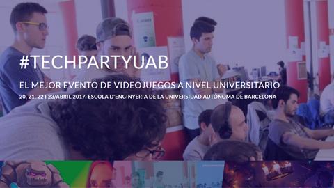 New Edition Of The Annual Techpartyuab Event Universitat