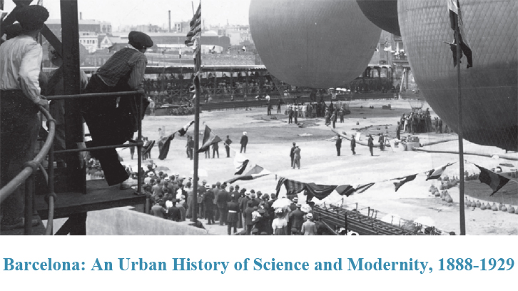 Nou llibre: An Urban History of Science and Modernity, 1888-1929