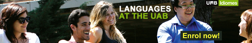 Languages at the UAB